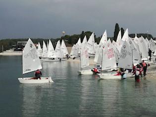 JK Kvarner sudjelovao na Otvorenom prvenstvu Istarske županije za klase Optimist, Laser 4.7 i Laser Radial