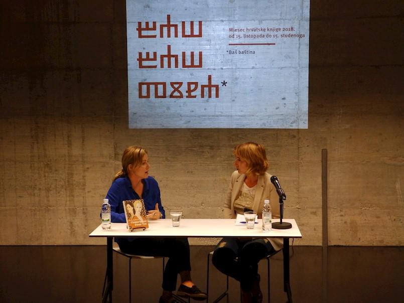 Održan književni susret s Koranom Serdarević