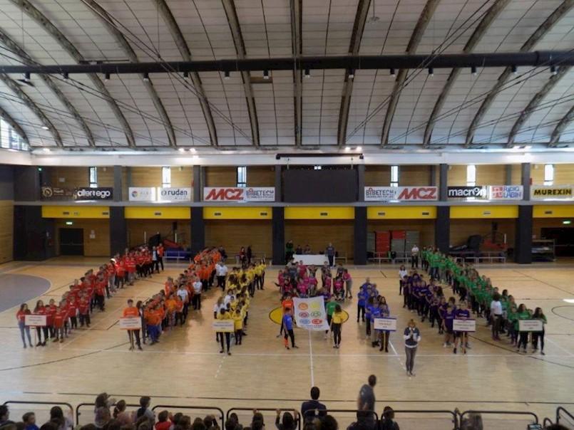 Svečano otvorena 11. Olimpijada OŠ Labinštine, labinske škole izborile finala u rukometu u obje konkurencije