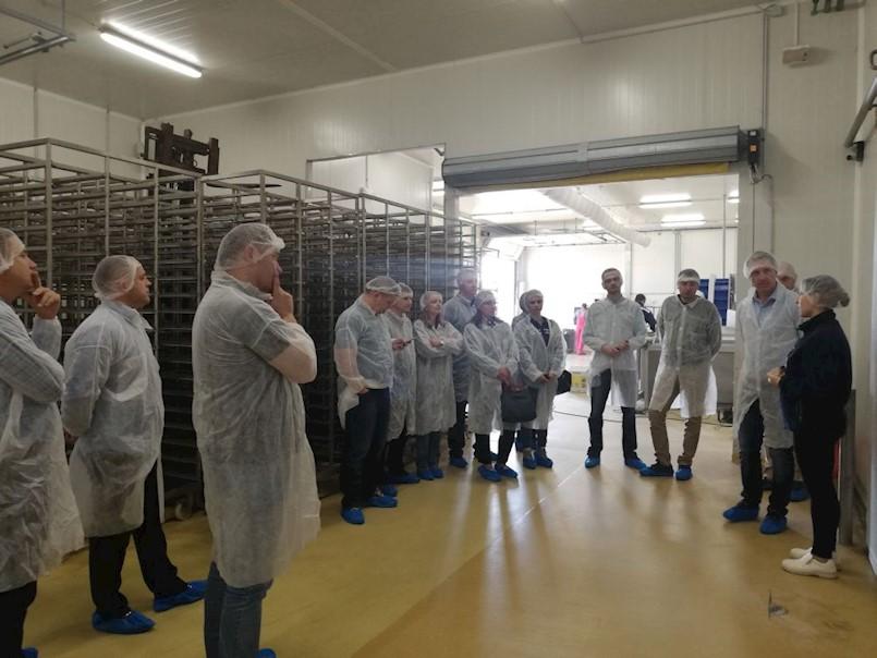 Uprava ribarstava Republike Hrvatske i Agencije za restrukturiranje i modernizaciju agrikulture (ARMA) iz Poljske u Labinu