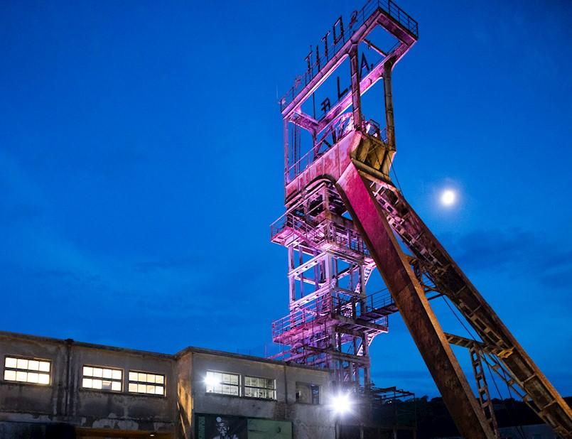"""[OBAVIJEST] Zbog najave lošeg vremena završetak 2. Bijenala industrijske umjetnosti održati će se u nedjelju, 28. listopada u KuC-u """"Lamparna"""""""