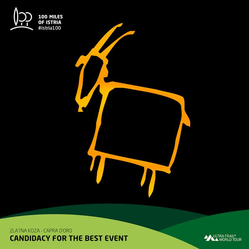 Trail utrka 100 milja Istre kandidirana za nagradu Turističke zajednice Istarske županije - Zlatna koza