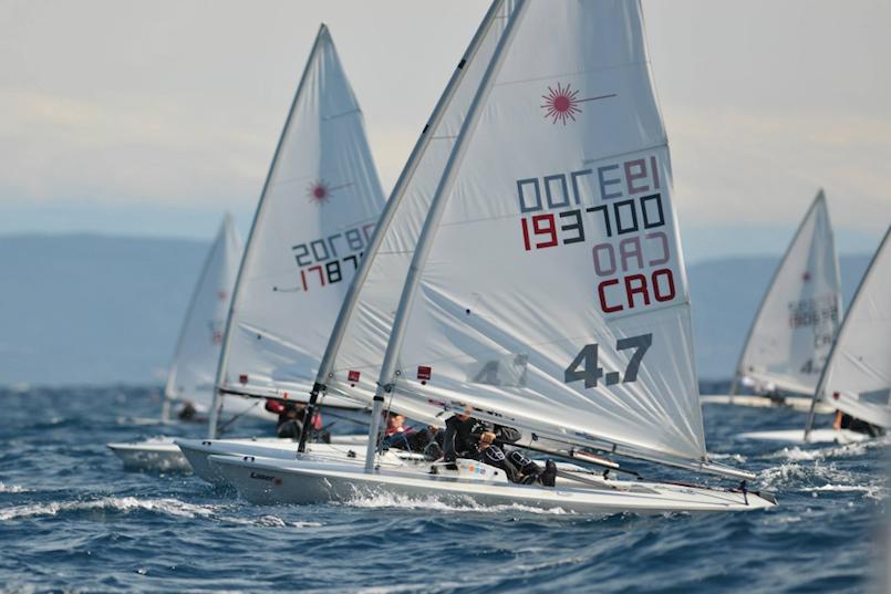 jk kvarner na Otvorenom prvenstvu Hrvatske u jedrenju za neolimpijske klase