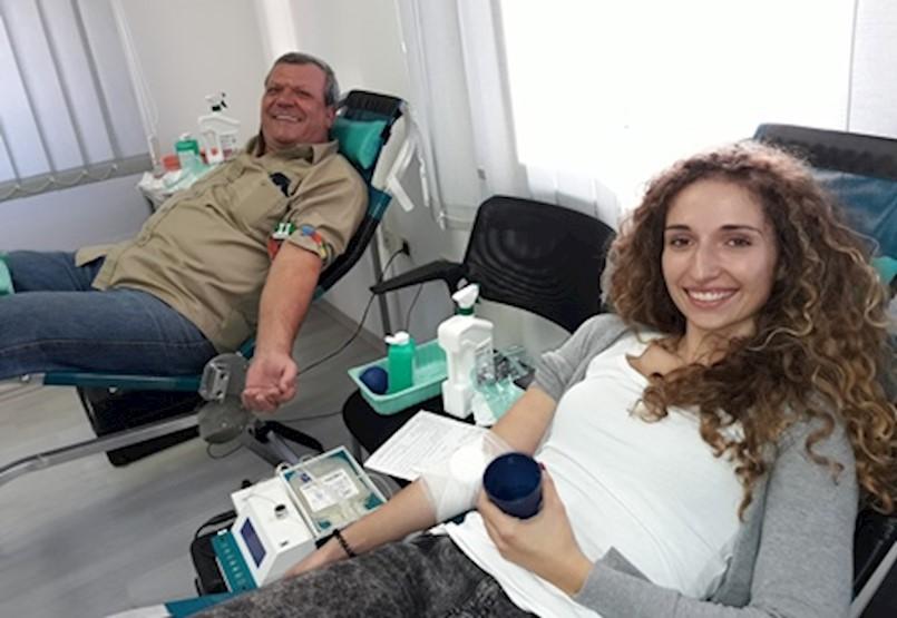 Održana akcija darivanja krvi u Labinu i Koromačnu | Prikupljeno 60 doza krvi uz 3 nova darivatelja