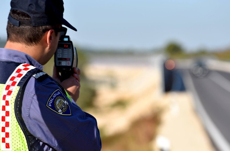 Na cestama Labinštine u deset ovogodišnjih mjeseci smanjen broj prometnih nesreća