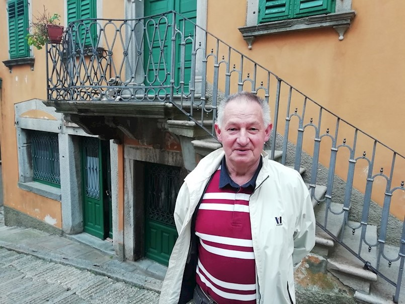 LABINSKI FORREST GUMP Franko Zidarić - otac labinske atletike, duša crkvene zajednice i dobri duh grada