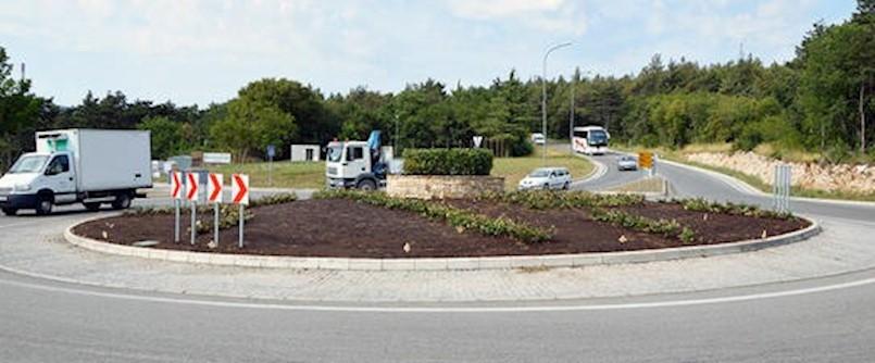 Vozilići: Motociklist stradao u sudaru, prebačen u KBC Rijeka