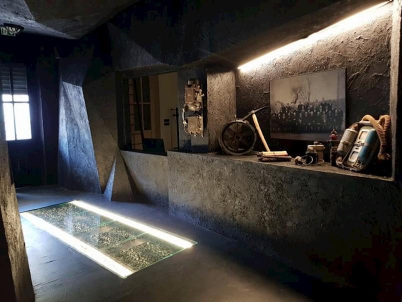 Raša dobila Centar za posjetitelje Arsia, mali muzej rudarstva