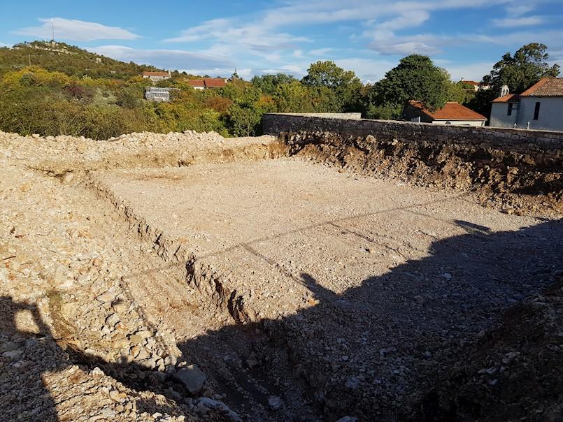 Započeli radovi na proširenju groblja Skitača