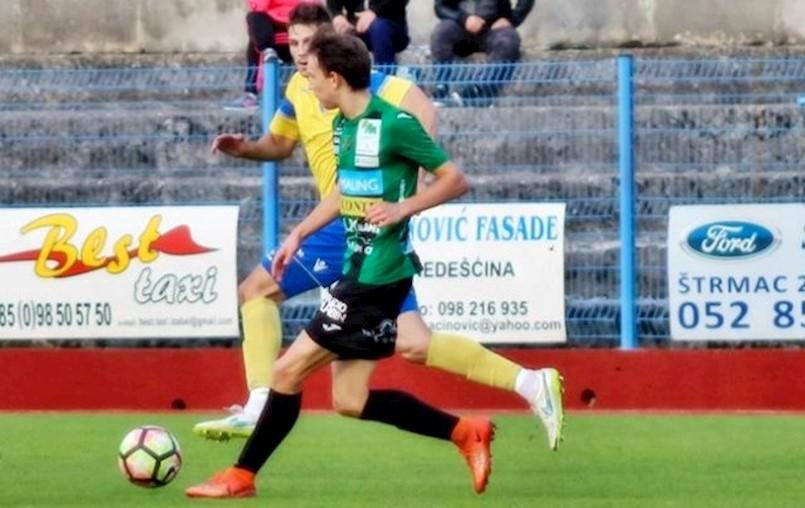 Kristian Bembić pogodio zlata vrijednu pobjedu NK Rudara