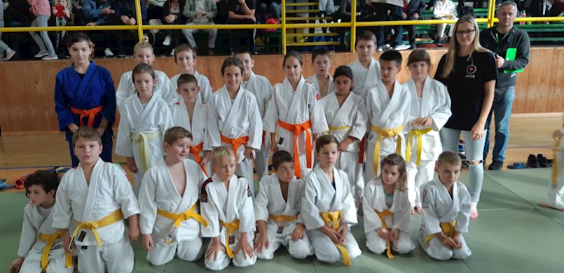 Zapaženi rezultati mladih judaša JK Meto Labin na 4. završnom međužupanijskom  judo turniru u Puli