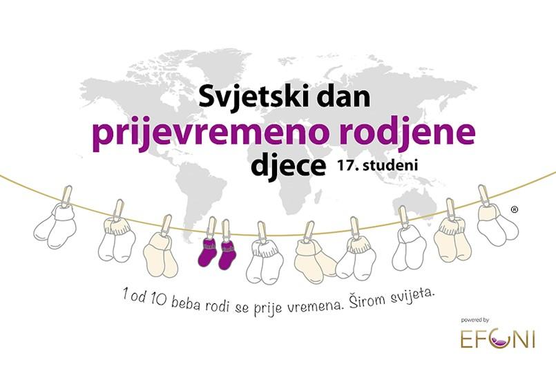 Obilježavanje Međunarodnog dana svjesnosti o prijevremenom rođenju u Gradskoj knjižnici Labin