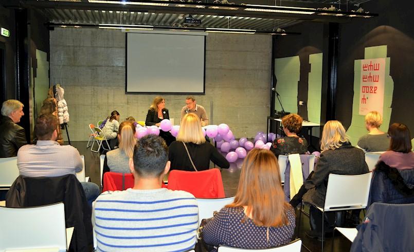 U Labinu obilježen Međunarodni dan svjesnosti o prijevremenom rođenju