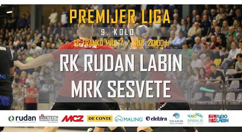 [NAJAVA] Aktivnosti RK Rudan Labin za nadolazeći vikend | RK Rudan Labin dočekuje MRK Sesvete