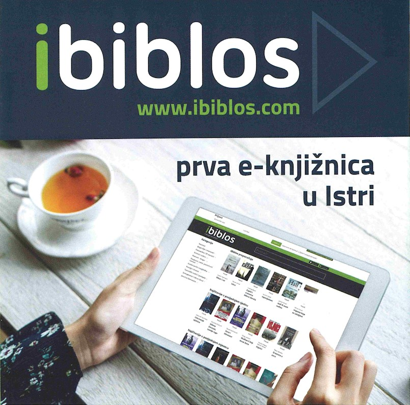 Gradska knjižnica Labin omogućuje posudbu e-knjiga