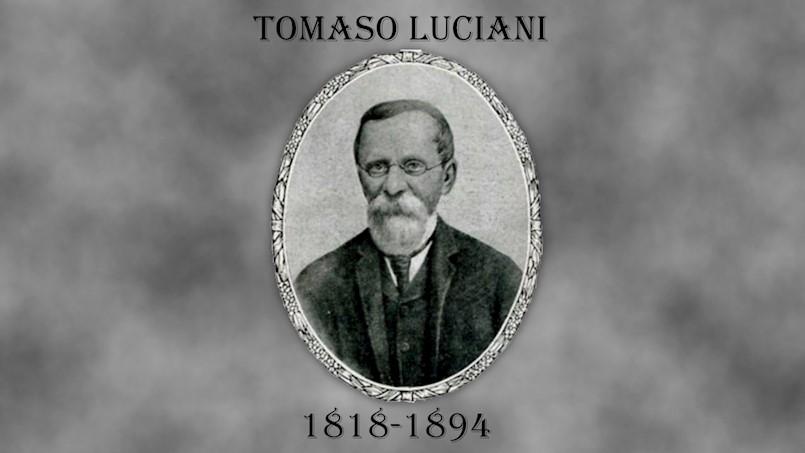 """[NAJAVA] Međunarodni znanstveni skup posvećen Tomasu Lucianiju (1818.-1894.) """"  Istra, Preporod, politika, svestrana učenost"""" , a povodom dvjestote godine njegova rođenja"""