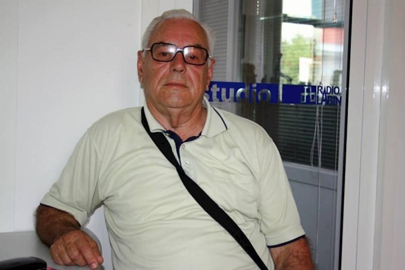 Mehmed Džekić predstavlja knjigu ''Bošnjački identitet Labinštine''