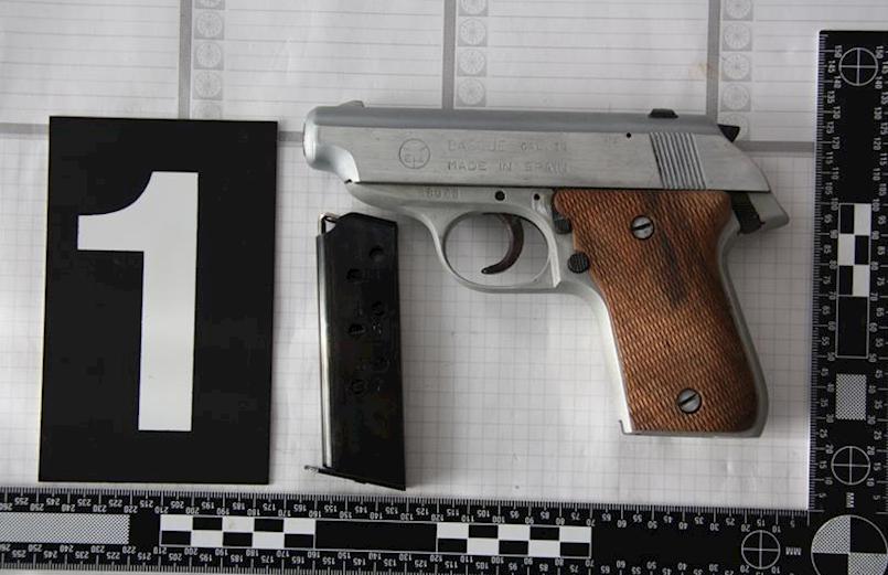 Labin: 58-godišnjak posjedovao pištolj bez odobrenja