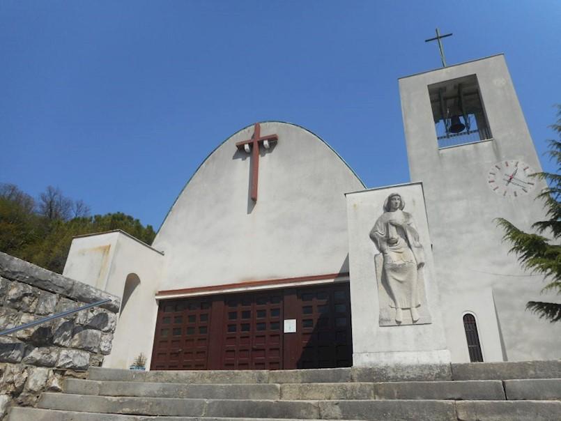 U utorak se slavi blagdan sv. Barbare