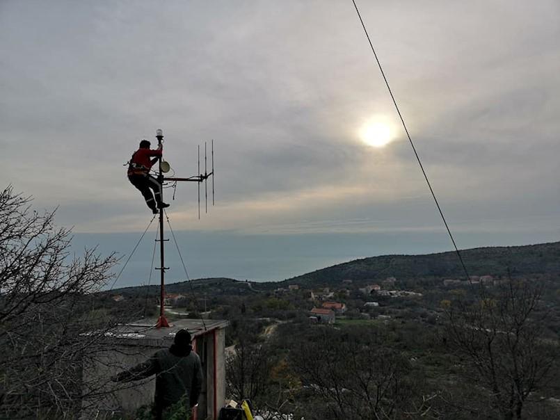 IstraMet instalirao panoramsku kameru iznad Skitače