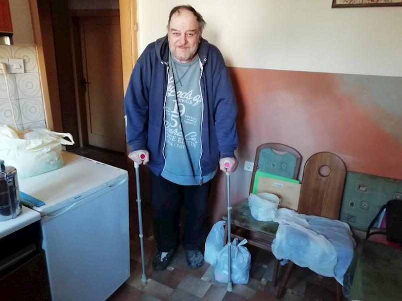 BOLESTAN I GLADAN |  Zaboravljeni legendarni rukometni golman Rudara Branko Škaron: KAD PLATIM RAČUNE OSTANE MI 400 KUNA ZA ŽIVOT