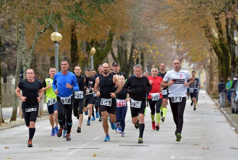 Miljenko Grozdanić drugi nakon 3. kola Istarske zimske lige u trčanju