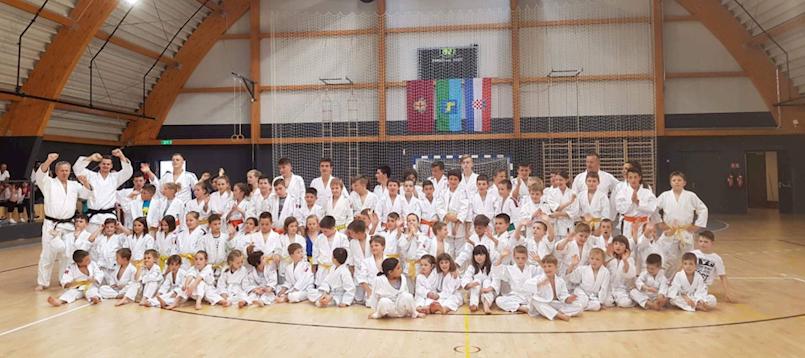 Zapaženi rezultati JK Meto Labin na prvenstvu Istre u judu