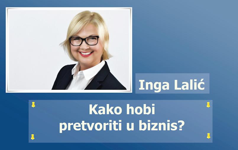 """LAG """"Istočna Istra"""" i Grad Labin Vas pozivaju na radionicu """"Kako hobi pretvoriti u biznis?"""""""