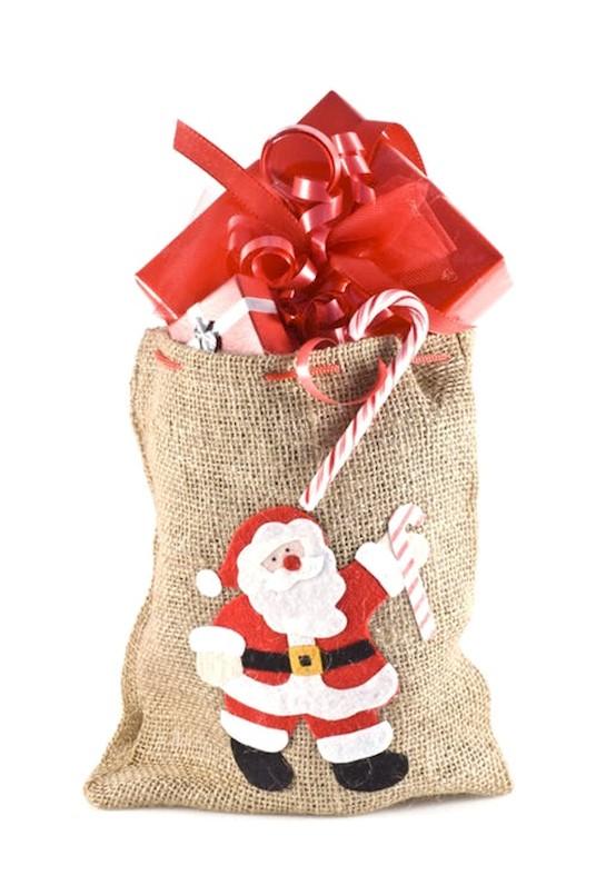 Raša: Podjela poklona sa Djed Mrazom