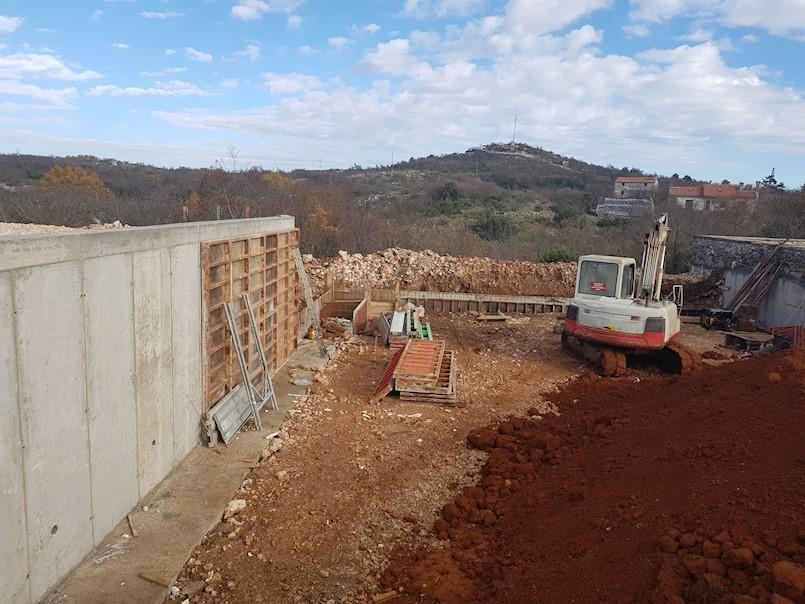 Radovi na proširenju groblja na Skitači napreduju prema planu