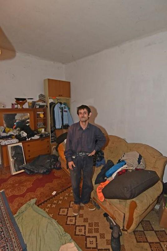 Vapaj Davora Vitasovića iz Krapna: Jedem svaki treći dan i živim u zgradi koja se raspada