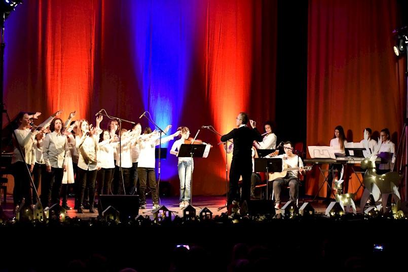 Umjetnička škola M.B. Rašana svečanim koncertom proslavila svoj dan