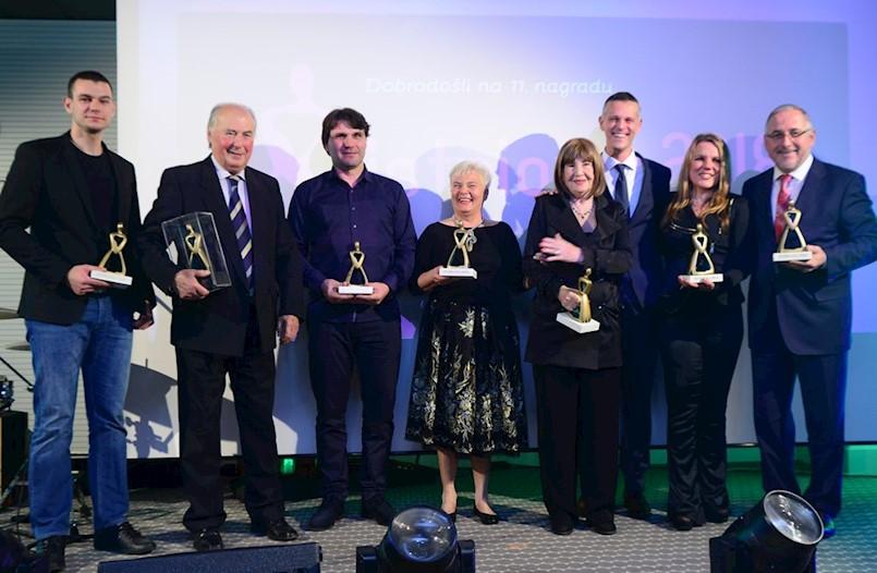 I Elis Lovrić i Čedomir Ružić dobitnici nagrade Istriana za 2018. godinu
