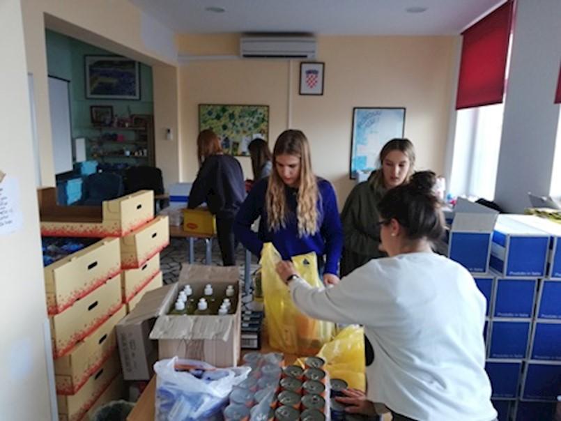U Tjednu solidarnosti Crveni križ Labin prikupio 27.698,68 kuna