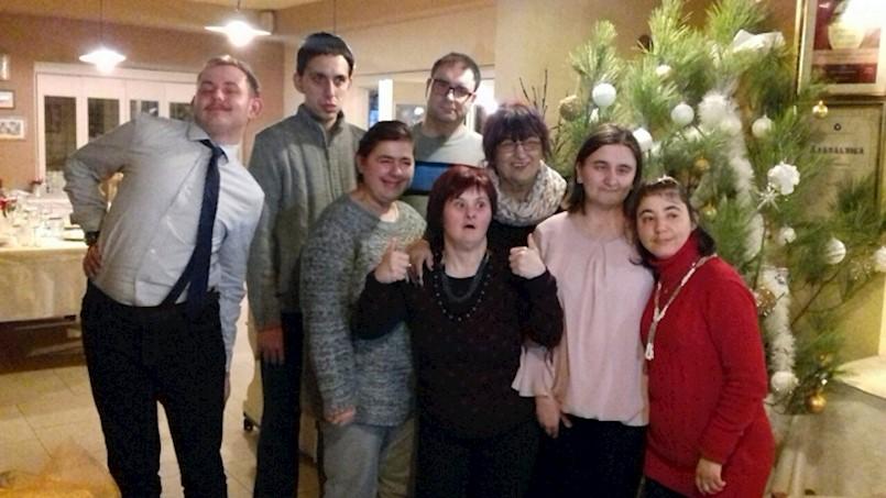 Članovi Centra za inkluziju i podršku u zajednici Labin zabavljali se u Tomažićima