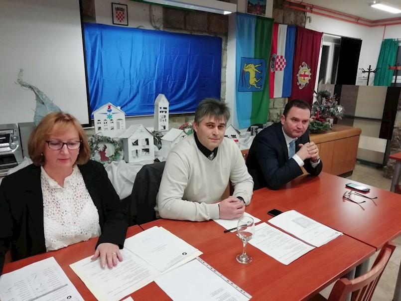 Sjednica Skupštine UO Labin: Prihvaćeni Program rada i Financijski plan za iduću godinu