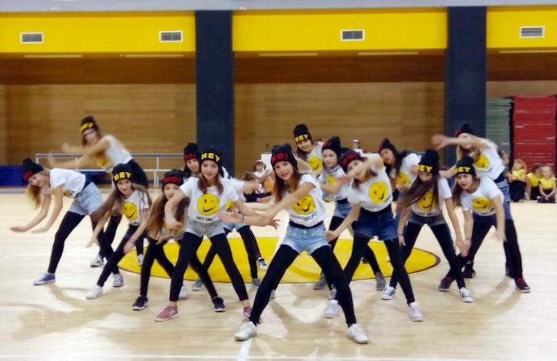 Plesno iznenađenje u Sportskom centru Franko Mileta