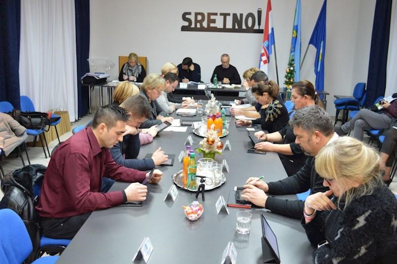 Općina Raša: Izvještaj s 15. redovne sjednice Općinskog vijeća