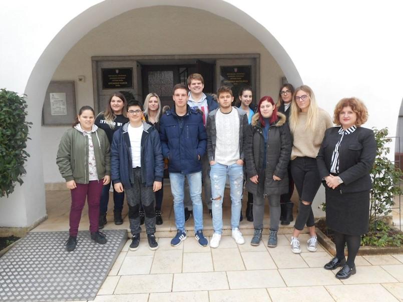 Općina Raša: Održan prijem za nove stipendiste