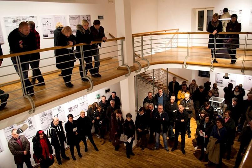 Još jedna uspješna izložbena sezona Gradske galerije Labin | ove godine 11 izložbi i nekoliko popratnih programa