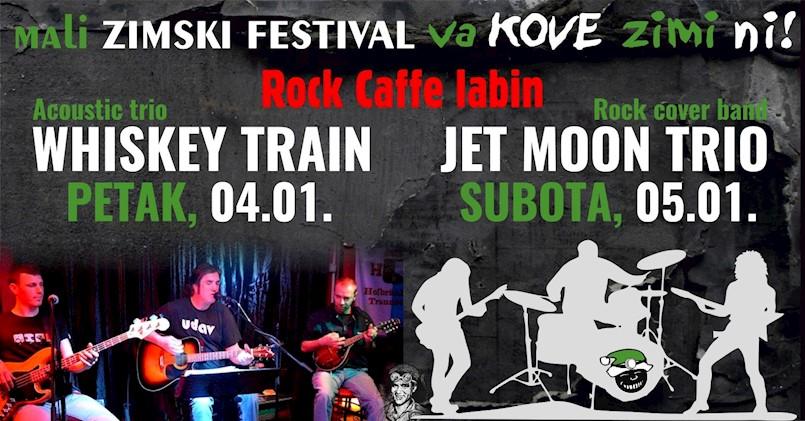 [NAJAVA] Whiskey Train i Jet Moon za kraj festivala Va Kove Zimi Ni u labinskom Rock caffeu