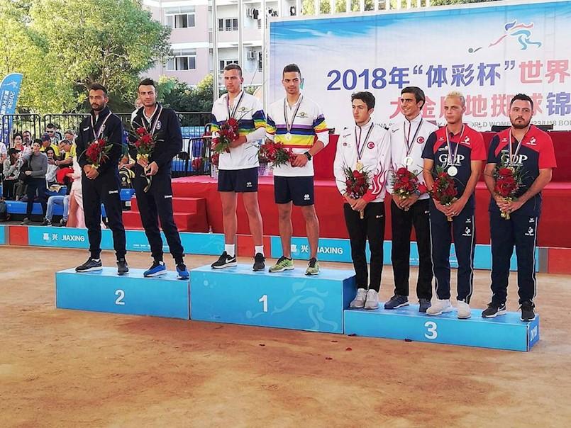Sport u Labinu 2018: GODINA OBILJEŽENA VELIKIM USPJESIMA: Svjetsko zlato Načinovića, europska bronca Faragune i rukometna Premijer liga