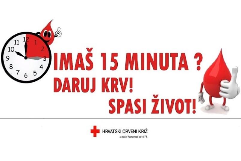 [NAJAVA] akcija darivanja krvi u Labinu 14.01.2019. | Posebno se traže krvne grupe  A+, A-, B+, B- i AB-
