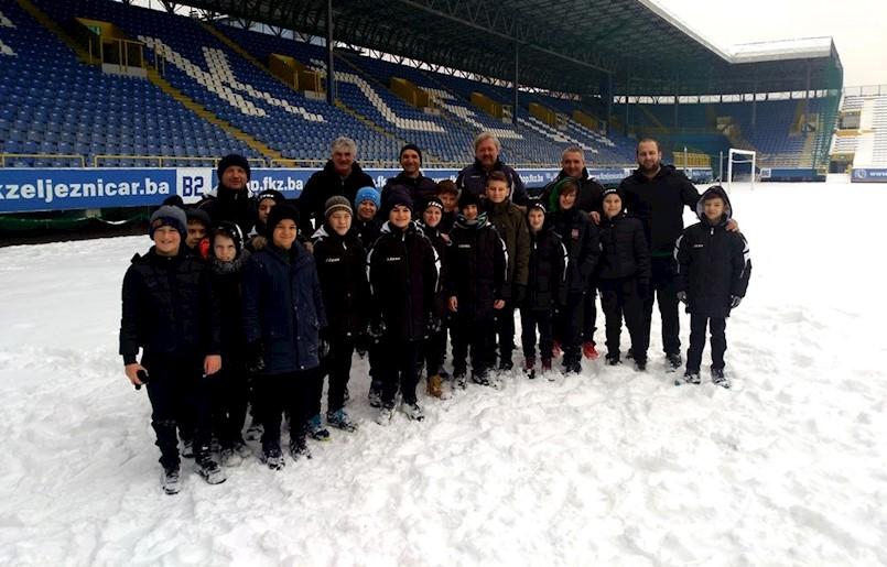 Mladi nogometaši ponovno sudjelovali na Šampion Kupu u Sarajevo