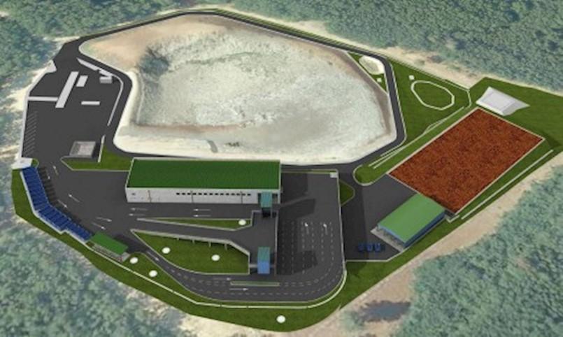 Projekt izgradnje reciklaznog dvorišta Cere prošao Fazu 1 natječaja za EU novac