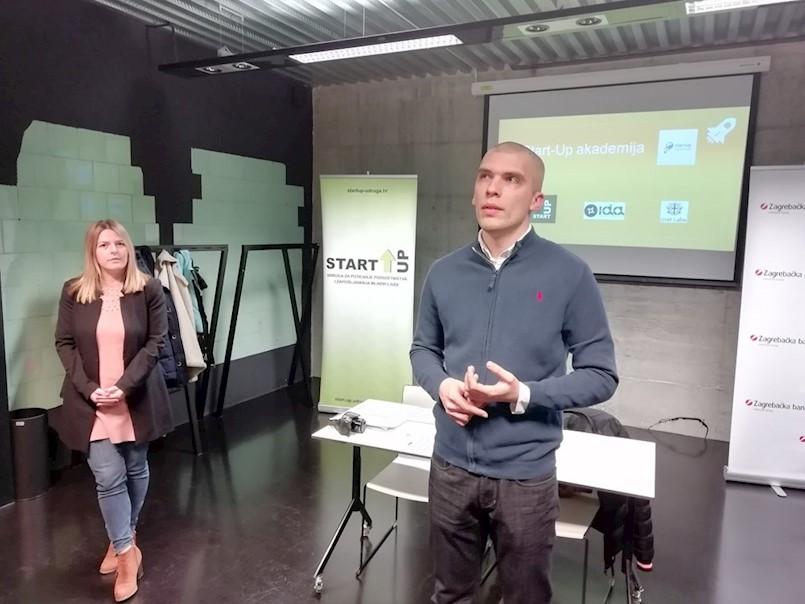 Labin | start - up akademija nastavila s radom: Ideje za lakše pokretanje posla ili nastavak uspješnog poslovanja
