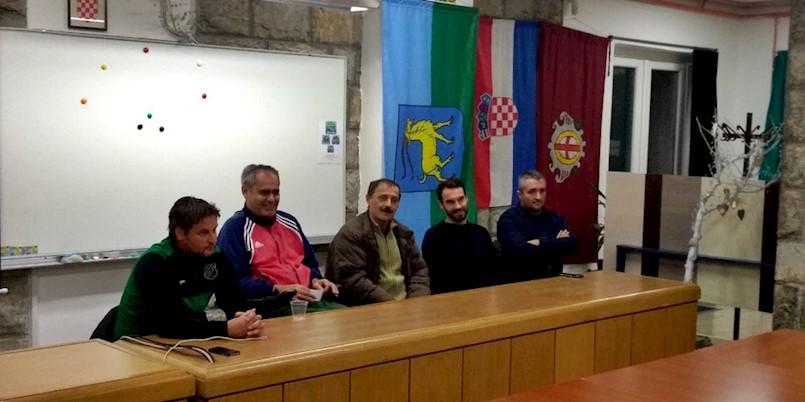 Nedjeljko Josipović novi trener NK Rudara