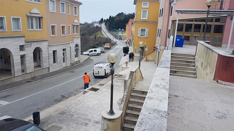Započinju radovi na uređenju autobusnih stajališta u ulici Sv. Katarine