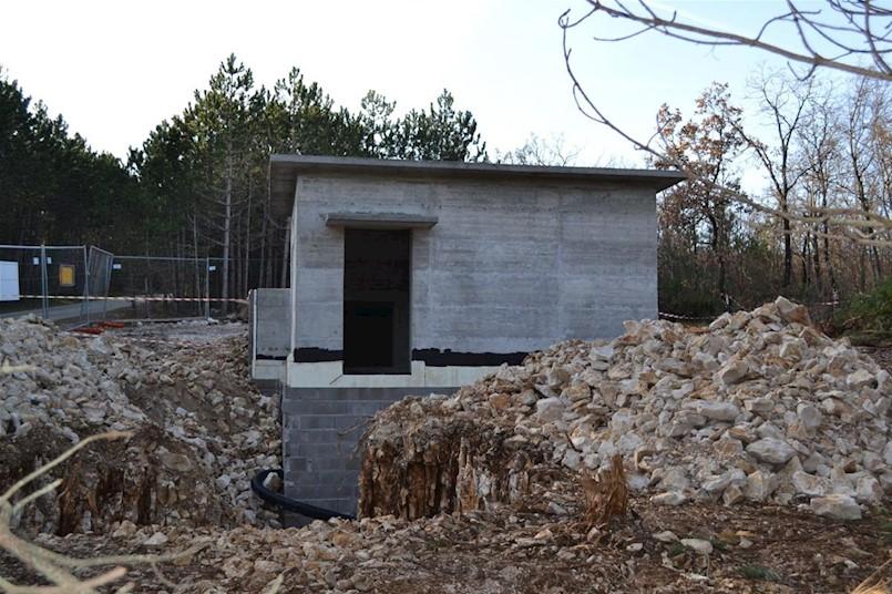 Nastavak izgradnje vodoopskrbnog cjevovoda visoke zone Grada Labina