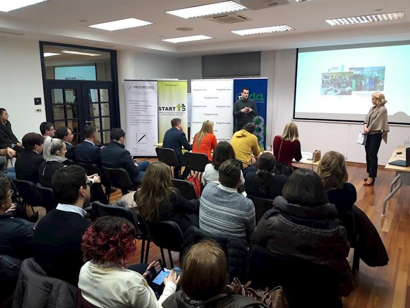 Inovativni Labinjani na završnoj konferenciji Start-up akademije u Puli
